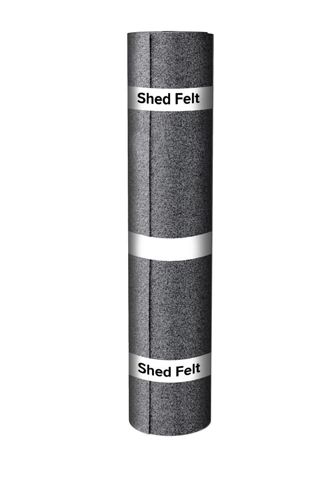 Shed-Felt